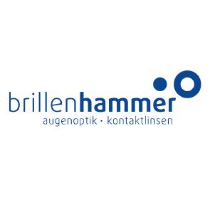 Logo Brillen Hammer