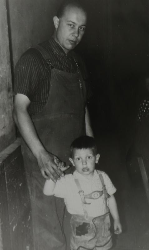 Werner und Martin Rübsam